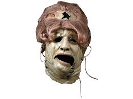 leatherface mask chainsaw mask domestic
