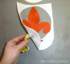 easy diy kids knight costume no sew tutorial applegreen cottage