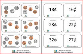 printable money math worksheets mreichert kids worksheets