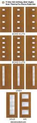 best 25 midcentury front doors ideas on pinterest midcentury