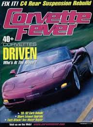 corvette magazine subscription corvette fever magazine best discount subscription deal on