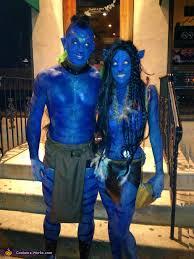 Halloween Avatar Costume Avatar Couple Costume Photo 3 5