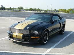 2007 ford mustang price shelby mustang