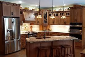 quarter sawn oak shaker kitchen cabinets mission kitchen with oak cabinet doors by michigan custom