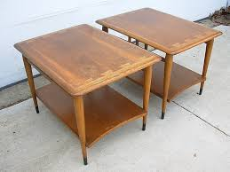 lane acclaim end table mr modtomic quick lane acclaim refinish found this pair at the