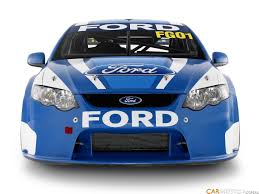 ford reveals fg01 v8 supercar photos 1 of 10
