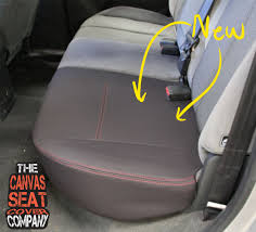 Upholstery Car Seats Melbourne The Canvas Seat Cover Company Heavy Duty Truck 4wd U0026 4x4 Car Covers