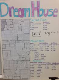 every year my 8th grade math students design their own dream house every year my 8th grade math students design their own dream house great way for