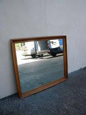 Mid Century Modern Wall Mirror Mid Century Modern Antique Mirrors Ebay