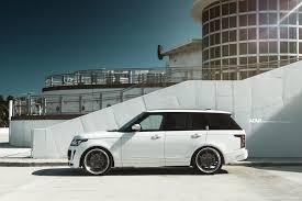 white and gold range rover white range rover hse adv6 track function cs adv 1 wheels