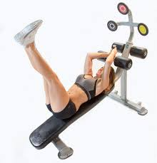 Leg Lift Bench Target Abs Core Training Ab Crunch Board The Abs Company