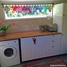 Kitchen Curtain Ideas by Best 25 Crochet Curtains Ideas Only On Pinterest Cortinas