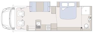navian u2013 sunliner navian motorhome u2013 a luxury mid sized motor home