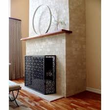 Free Standing Fireplace Screens by Fireplace Screens Archives Ams Fireplace Inc