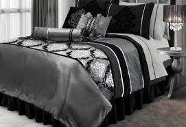 Black And Blue Bedding Sets Best 25 Silver Bedding Sets Ideas On Pinterest Blue Comforter