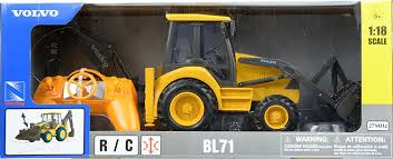 volvo 18 wheeler price amazon com volvo bl71 volvo remote controlled backhoe loader