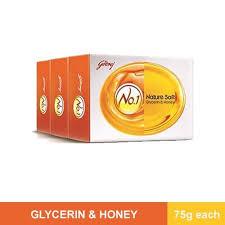 what is 1 75 bath godrej no 1 bathing soap glycerin honey soap 75 gm pack of