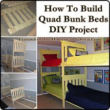 Free Do It Yourself Loft Bed Plans by Best 25 Corner Bunk Beds Ideas On Pinterest Bunk Rooms Cabin