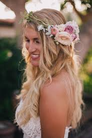 bridal wedding hairstyle for long hair 9 boho hairstyles for summer brides