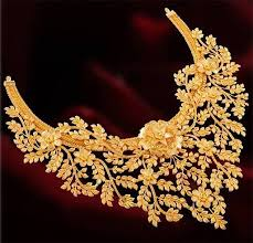 gold jewelry designs necklace images Gold jewellery necklace all that glitters is pure gold jewellery jpg