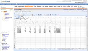 Applications Of Spreadsheet Central Desktop Integrates Zoho Sheet Zoho