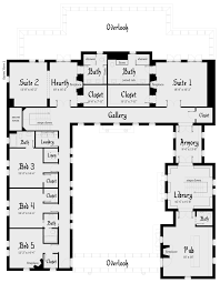 Highclere Castle Floor Plan by Castle Floor Plans E To Inspiration