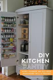 ikea kitchen pantry cabinet ikea wardrobe into a kitchen pantry the challenge