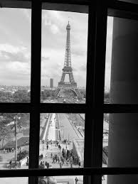 Who Designed The Eiffel Tower Paris In Black And White Thoughtsfromwestfive