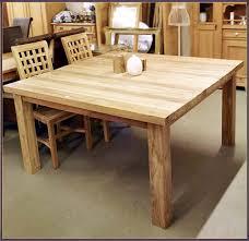 Esszimmertisch Big Zip Esstisch Holz Quadratisch Ausziehbar Carprola For