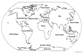 printable world map blank countries world map coloring page with countries powermoves site