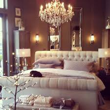 How You Can Make Your Bedroom Look And Feel Romantic Bedrooms - Glamorous bedrooms