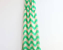 chevron maxi dress chevron maxi dress etsy
