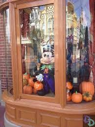 halloween decorations start to appear at the magic kingdom