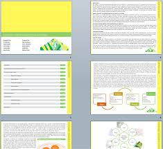 writing the business case design a report for the app