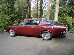 barracuda manual readers u0027 rides father son 1968 barracuda and 2010 challenger r t
