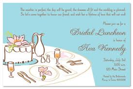 bridal lunch invitations lunch dinner invitations myexpression 17312