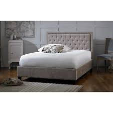 Where Can I Buy A Cheap Bed Frame Buy Limelight Rhea Mink Bed Frame Big Warehouse Sale