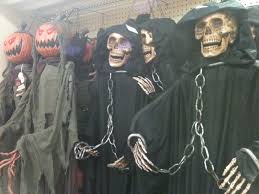 halloween props life size witch vampire gargoyle huge gothic prop