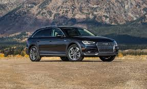 jeep station wagon 2018 2018 audi a4 allroad in depth model review car and driver