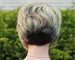 wedge haircut back view inverted bob haircut for women