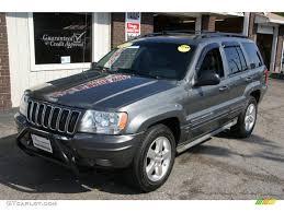 2003 jeep grand overland 2003 graphite metallic jeep grand overland 4x4 70195669