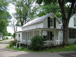 Chautauqua Cottage Rentals by History