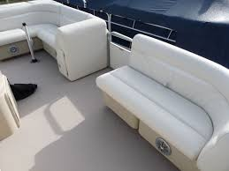 Vinyl Decking For Boats by Sw 2086 Pontoon Boat U2013 Puget Marina