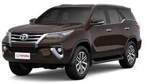 toyota car images and price toyota fortuner price specs review pics mileage in india
