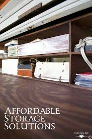 affordable storage solutions country design style