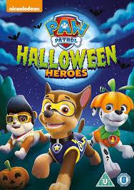 image paw patrol halloween heroes dvd uk jpg paw patrol wiki