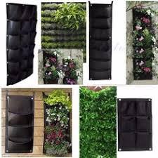 Wall Garden Planter by Florafelt Vertical Garden Planters Make Living Walls Easy Ideas