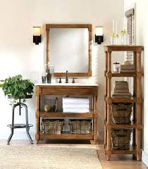 real wood bathroom vanities sinks design layout featuring framed