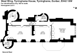white house floor plan west wing 4 bedroom end of terrace house for sale in west wing tyninghame