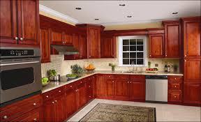 Rope Merlot - Long kitchen cabinets